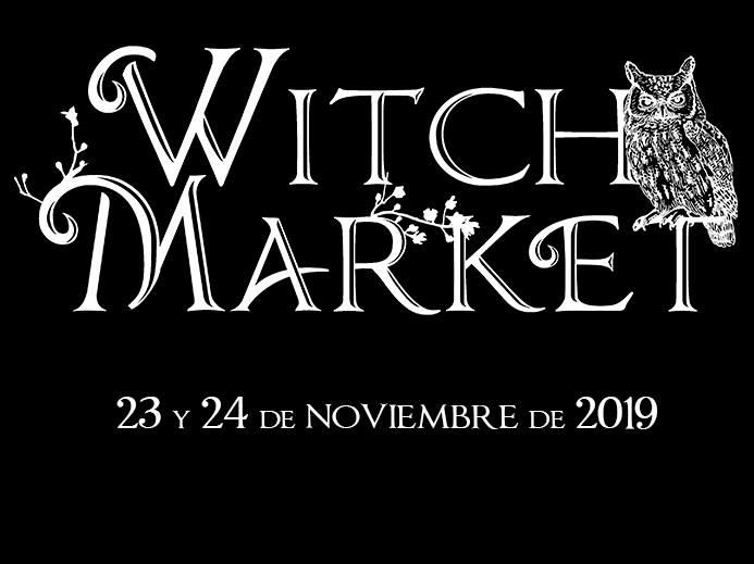 BCN Witch Market 23-24 Noviembre banner